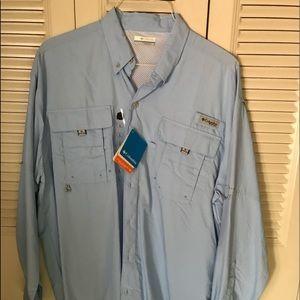 Men's shirt, Columbia